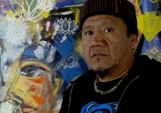 Oaxacan Painter, Printmaker and Sculptor Calixto Robles
